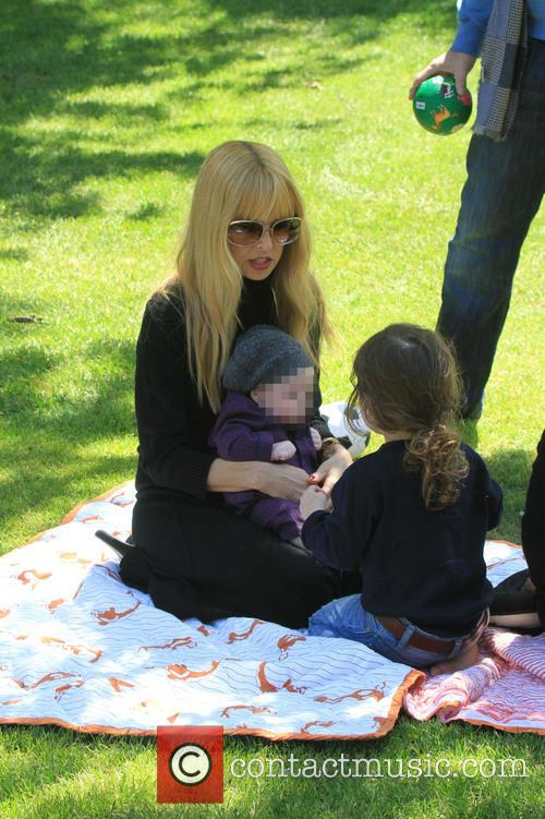 Rachel Zoe, Skyler Berman and Kai Berman 4