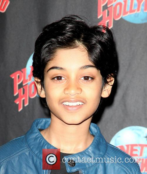 Rohan Chand At Planet Hollywood