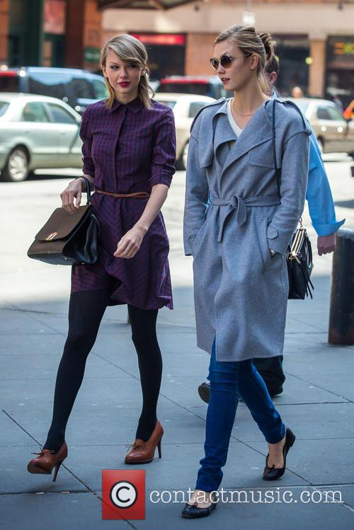 Taylor Swift and Karlie Kloss 2