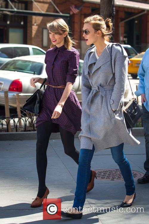 Taylor Swift and Karlie Kloss 3