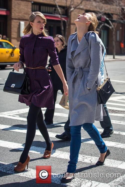Taylor Swift and Karlie Kloss 1