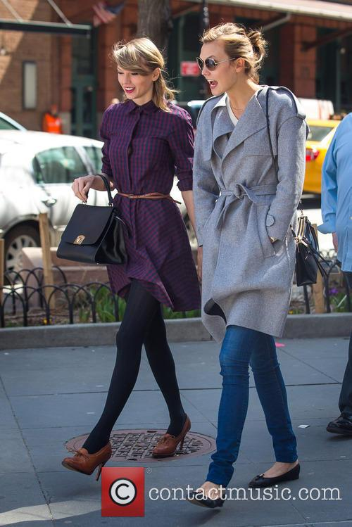 Taylor Swift and Karlie Kloss 7