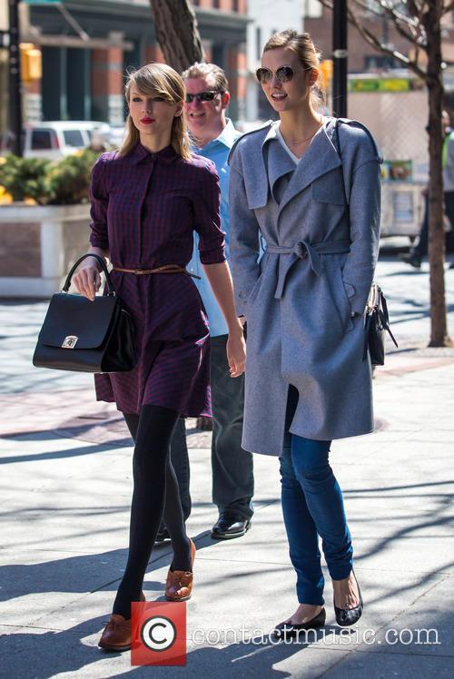 Taylor Swift and Karlie Kloss 9