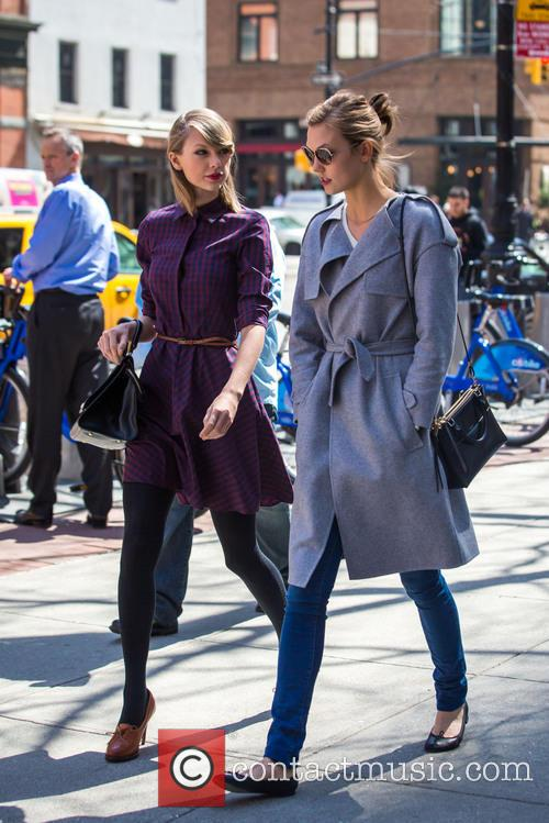 Taylor Swift and Karlie Kloss 10