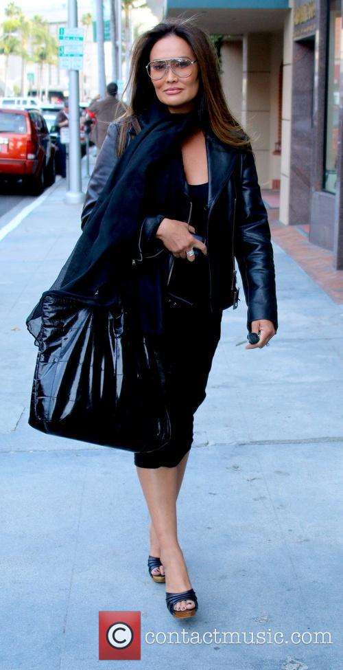 Tia Carrere At My Blow and Dry