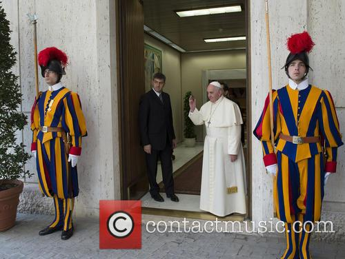 Pope Francis 1