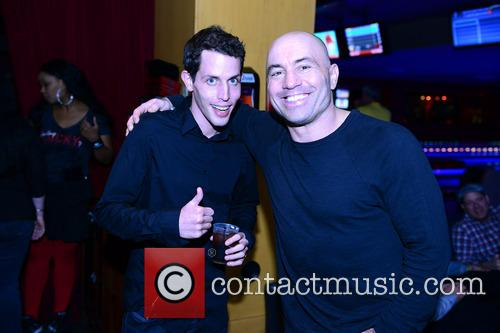 Tony Hinchcliffe and Joe Rogan