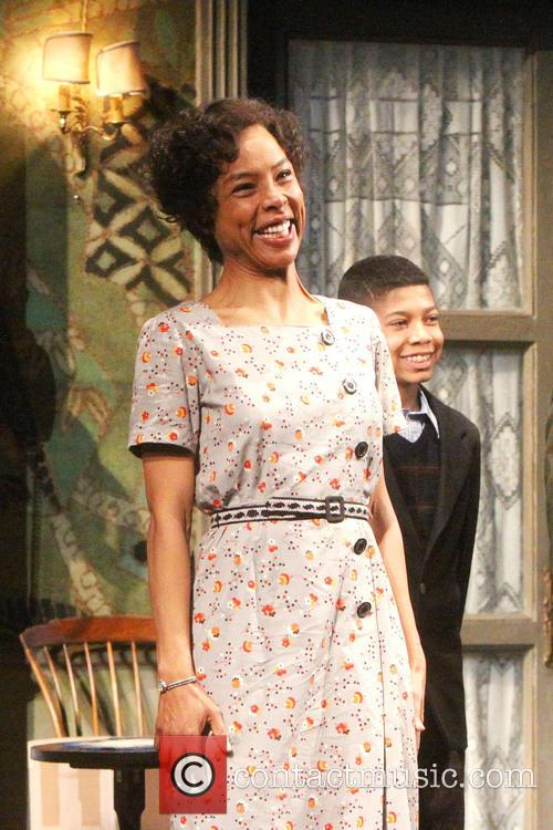 Sophie Okonedo and Bryce Clyde Jenkins 1