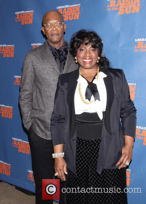 Samuel L. Jackson and Latanya Richardson Jackson 2