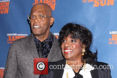 Samuel L. Jackson and Latanya Richardson Jackson 4