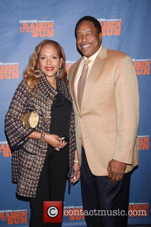 Tonya Lee and Dave Winfield 1