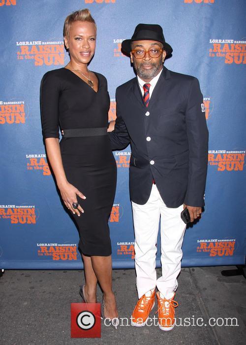 Tonya Lee and Spike Lee 4