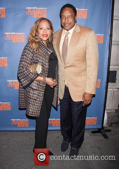 Tonya Winfield and Dave Winfield 1