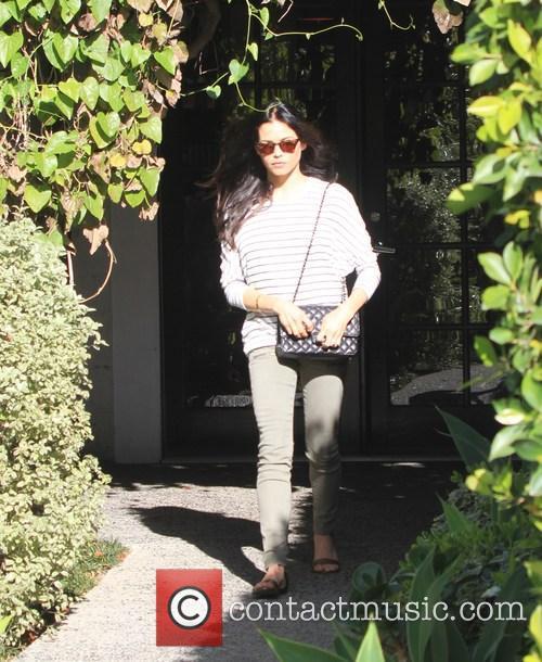 Jenna Dewan-Tatum Leaving A Salon