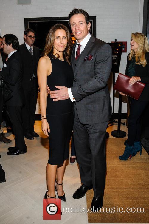 Cristina Cuomo and Chris Cuomo 1