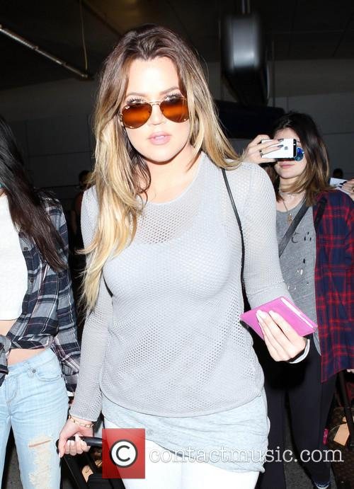 Khloe Kardashian, Kendall Jenner and Kylie Jenner 2