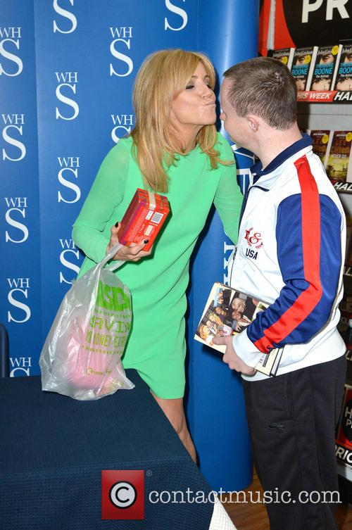 Michelle Collins launches her new book entitled 'This...