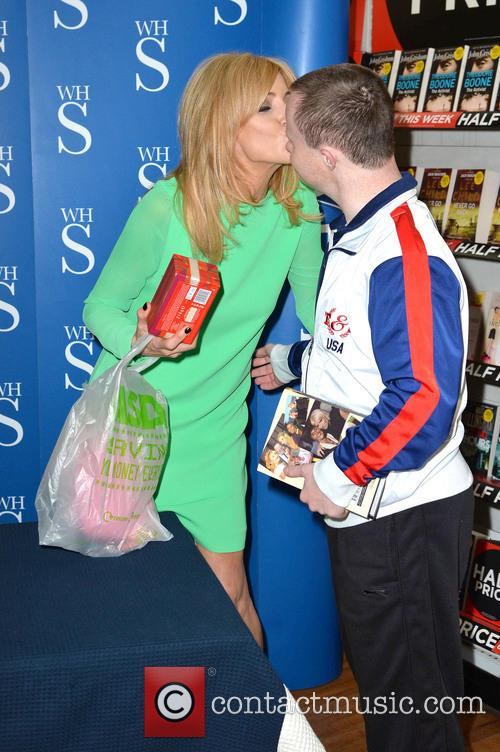 Michelle Collins and Antony From Shaw In Oldham 4