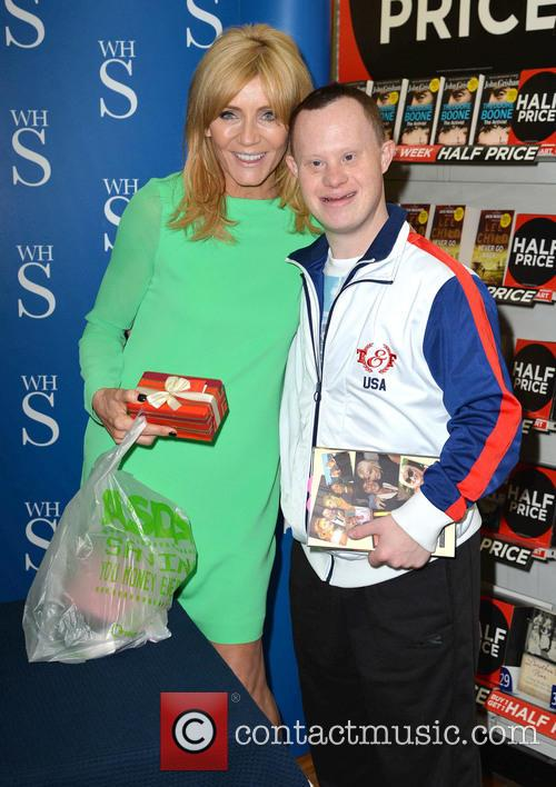Michelle Collins and Antony From Shaw In Oldham 10
