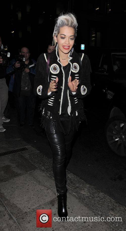 rita ora celebrities leaving novikov then head 4137394