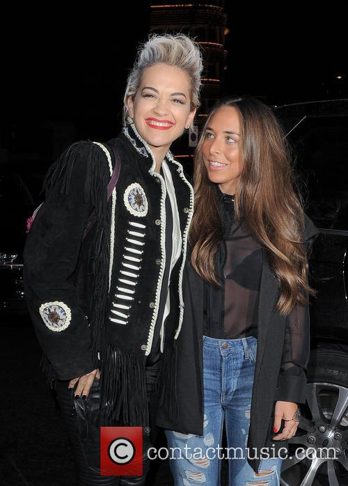 Rita Ora and Chloe Green 4