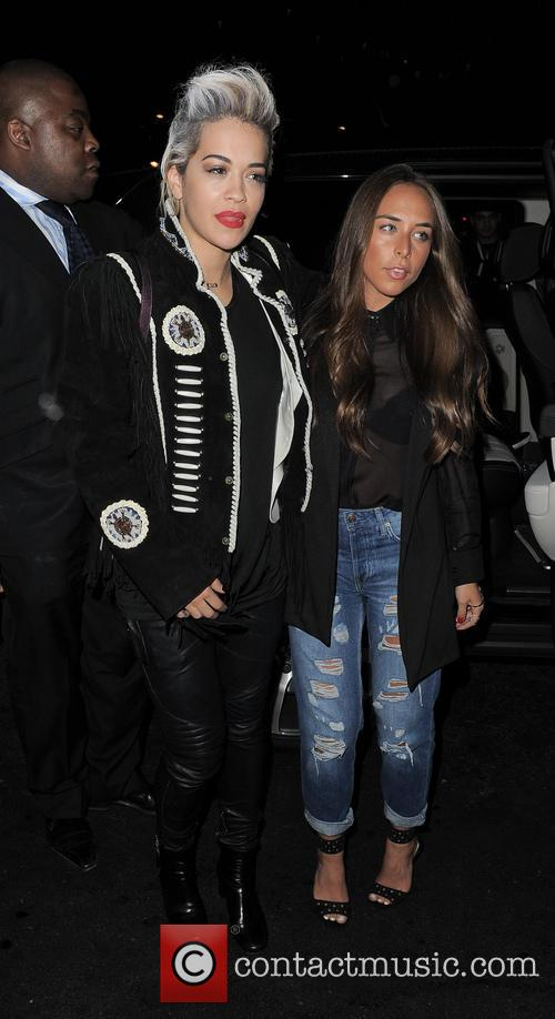 Rita Ora and Chloe Green 6
