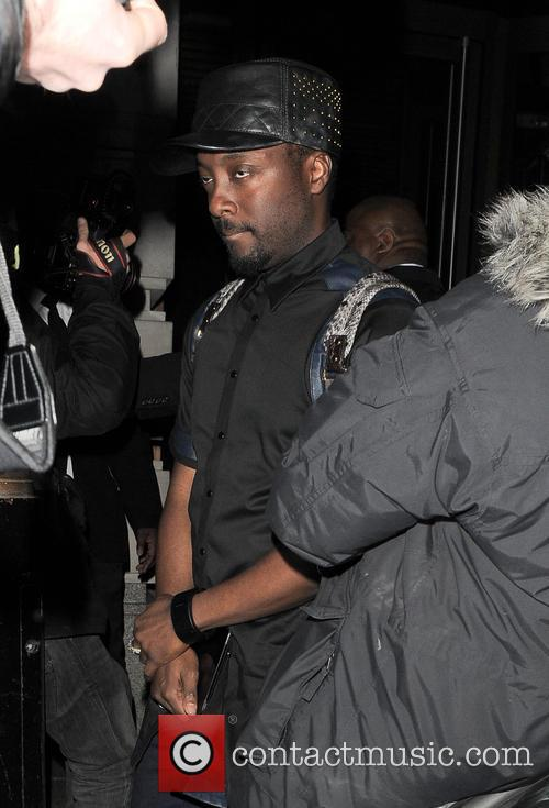 Celebrities Leaving Novikov Then Head For The Dorchester