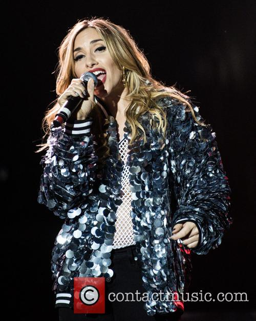 Melanie Blatt, All Saints, O2 Arena