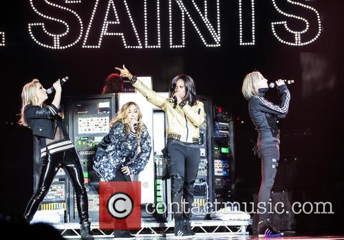 Natalie Appleton, Shaznay Lewis, Melanie Blatt, Nicole Appleton and All Saints 2