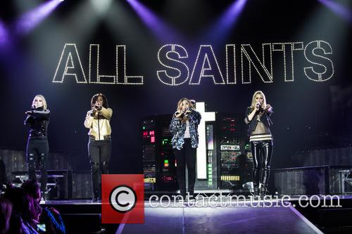 Natalie Appleton, Shaznay Lewis, Melanie Blatt, Nicole Appleton and All Saints 1