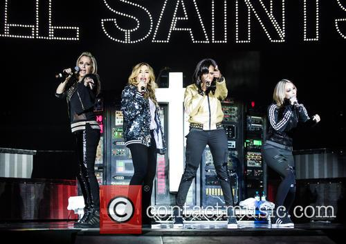 Natalie Appleton, Shaznay Lewis, Melanie Blatt, Nicole Appleton and All Saints 9