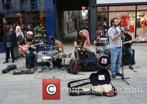 Francois Pienaar spotted in Dublin