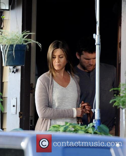 Jennifer Aniston and Sam Worthington 3