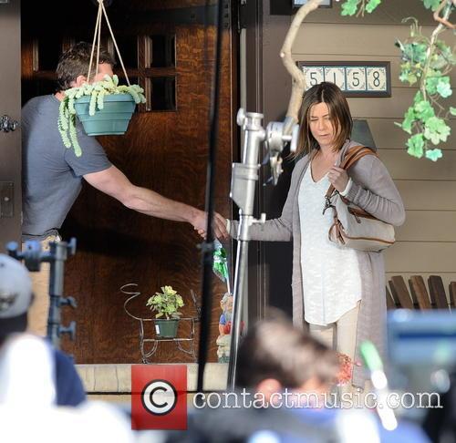 Jennifer Aniston and Sam Worthington 1