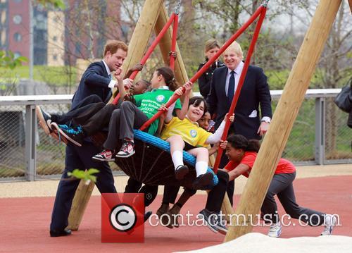 Boris Johnson and Prince Harry 6