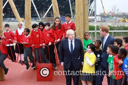 Boris Johnson and Prince Harry 7