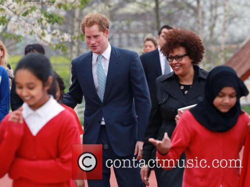 Prince Harry and Boris Johnson 11