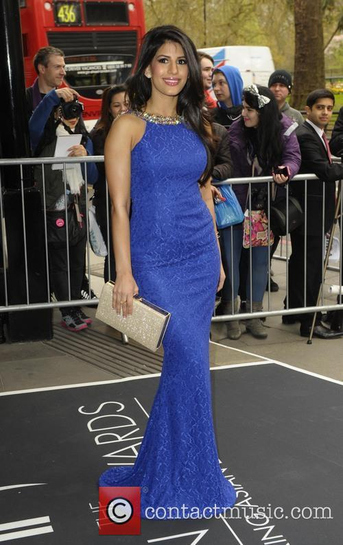 The Asian Awards 2014 - Arrivals