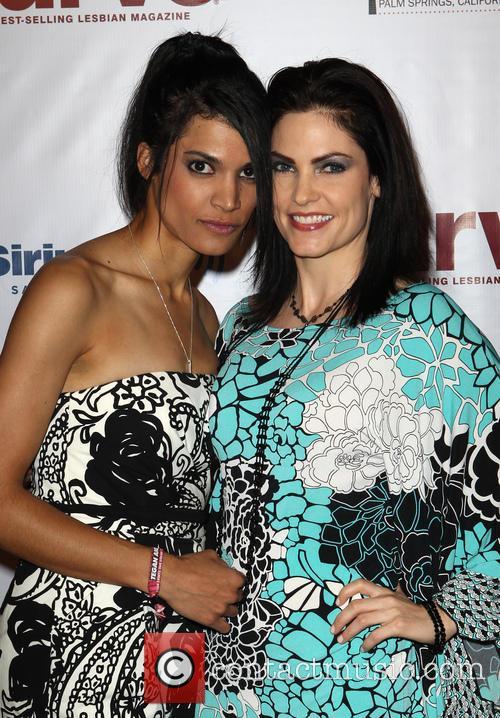 Jill Bennett and Lauren Neal 10