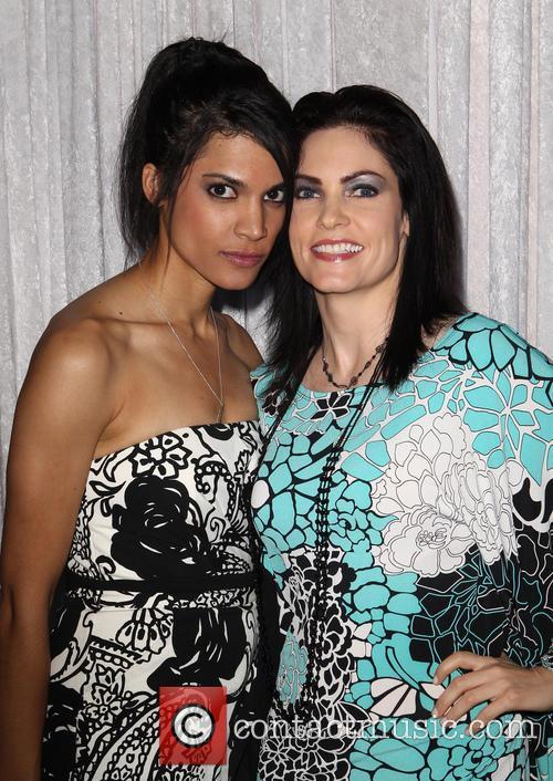 Lauren Neal and Jill Bennett