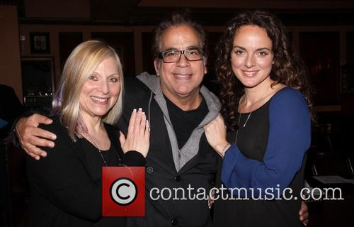 Roslyn Kind, Richard Jay-alexander and Melissa Errico
