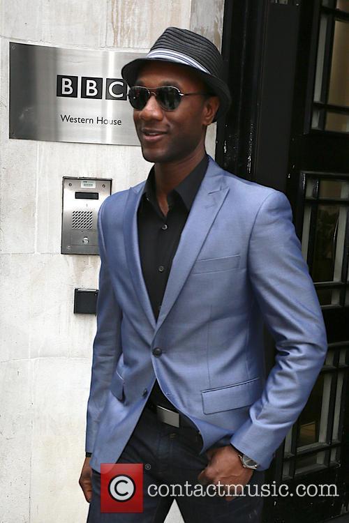 Aloe Blacc leaving BBC Radio 2
