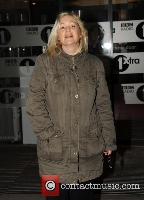 Sally Barker at BBC Radio 1