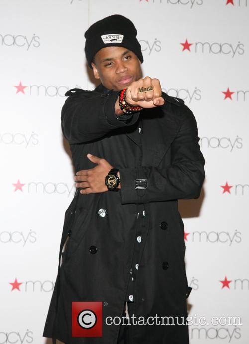 Mack Wilds and Tristan Wilds 4