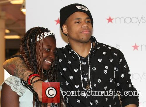 Mack Wilds and Tristan Wilds 7