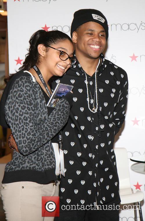 Mack Wilds and Tristan Wilds 20
