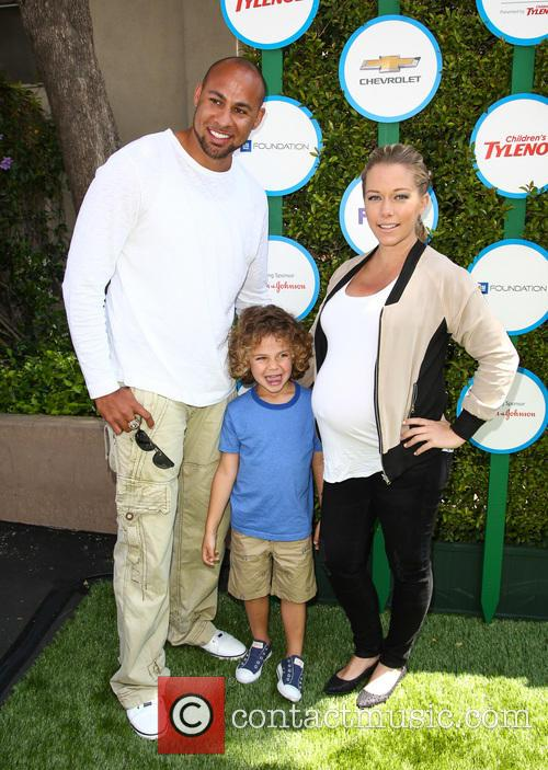 Kendra Wilkinson and Hank Baskett 4