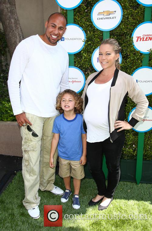 Kendra Wilkinson and Hank Baskett 6
