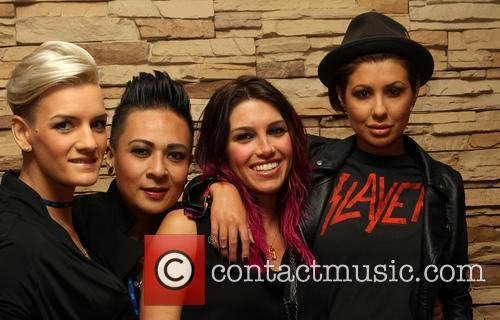 Dinah, Brit Wiener, Chef K, Lauren Bedford Russell and Lea Lorraine 11