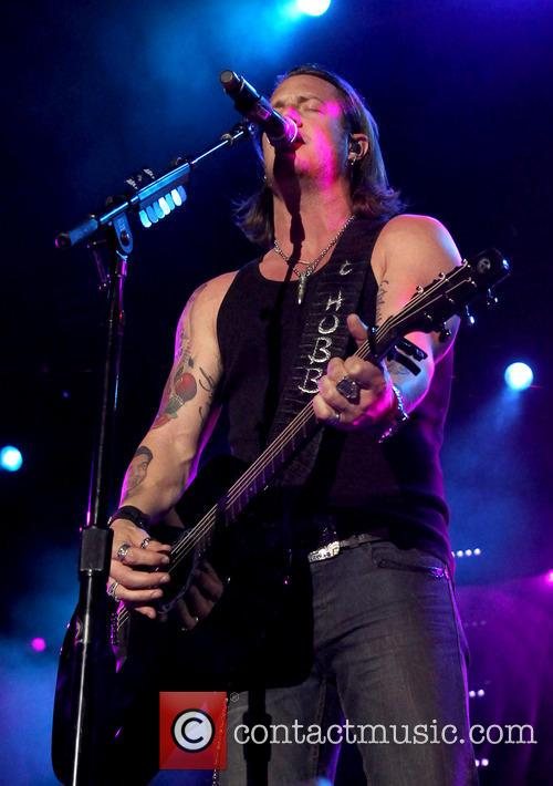 Tyler Hubbard and Florida Georgia Line 5